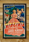 Wall Art, Virginia | Classic Movie Poster, - PosterGully - 2