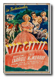 Wall Art, Virginia | Classic Movie Poster, - PosterGully - 3