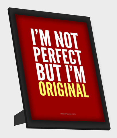 Framed Art, I'm Original Framed Art, - PosterGully