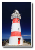 Canvas Art Prints, Lonely Lighthouse Stretched Canvas Print, - PosterGully - 1