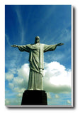 Canvas Art Prints, Christ The Redeemer Stretched Canvas Print, - PosterGully - 1