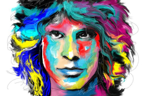 Brand New Designs, Jim Morrison Artwork | Artist: Pradeesh K, - PosterGully