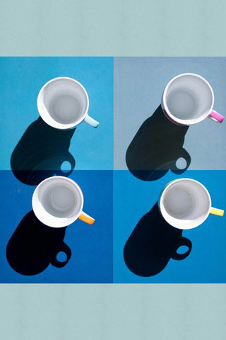 Wall Art, Empty Cups, - PosterGully