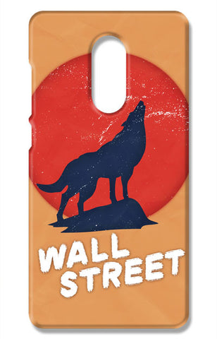 Wolf Of The Wall Street Grunge | Xiaomi Redmi Note 4 Cases