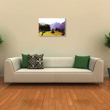 Canvas Art Prints, Day And Care Divide Stretched Canvas Print, - PosterGully - 3