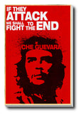 Canvas Art Prints, Che Guevara Stretched Canvas Print, - PosterGully - 1