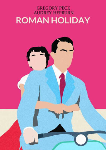 Brand New Designs, Roman Holiday Artwork | Artist: Sourab Biswas, - PosterGully