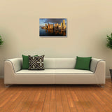 Canvas Art Prints, Breath Of Air Stretched Canvas Print, - PosterGully - 3