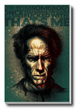 Canvas Art Prints, Clint Eastwood Stretched Canvas Print, - PosterGully - 1