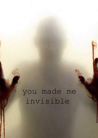 Wall Art, You Made Me Invisible Artwork | Artist: Soumajit Dutta, - PosterGully