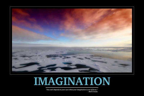 Imagination Motivational |  PosterGully Specials