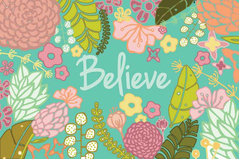 Wall Art, Believe 1 Artwork  | Artist: Annushka Hardikar, - PosterGully