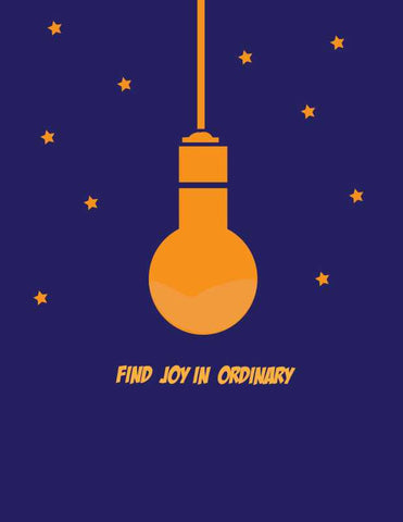 Wall Art, Find Joy Artwork | Artist: Shloka Bajaj, - PosterGully