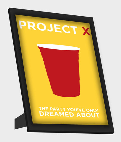 Framed Art, Project X Framed Art, - PosterGully
