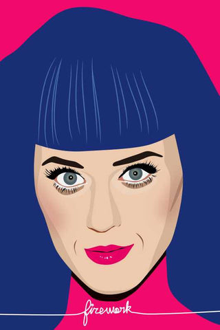 Katy Perry Firework |  PosterGully Specials
