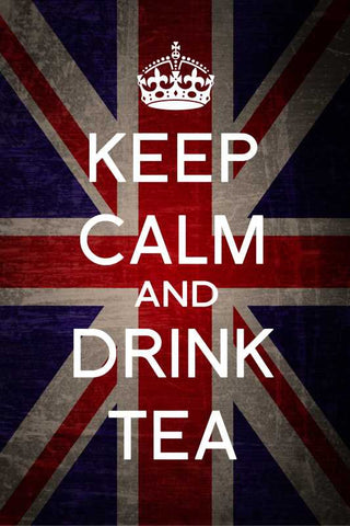 Keep Calm & Drink Tea |  PosterGully Specials