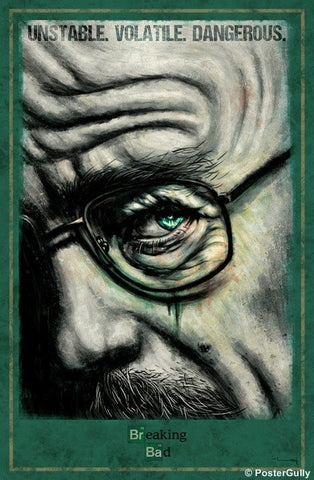 Wall Art, Breaking Bad Artwork by Raj Khatri, - PosterGully