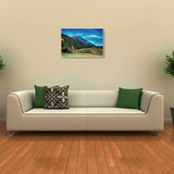 Canvas Art Prints, Certain Segments Stretched Canvas Print, - PosterGully - 3