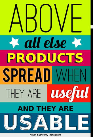Kevin Systrom On Products |  PosterGully Specials