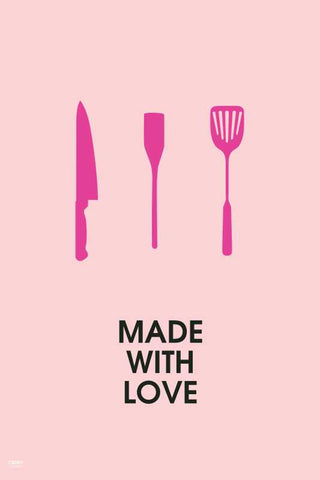 Made With Love |  PosterGully Specials