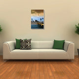 Canvas Art Prints, Indolence And Business Stretched Canvas Print, - PosterGully - 3