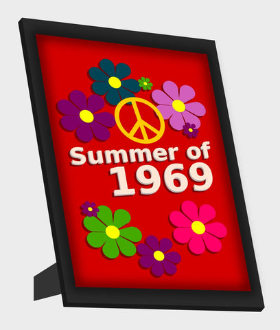 Framed Art, Summer of '69 Framed Art, - PosterGully