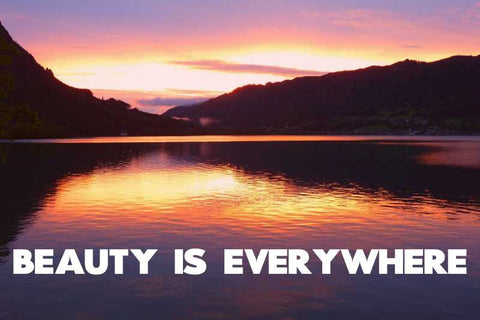 Beauty Is Everywhere Photography |  PosterGully Specials