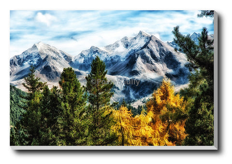 Canvas Art Prints, Future Age Stretched Canvas Print, - PosterGully - 1