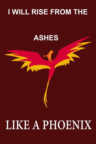Wall Art, Rise From The Ashes artwork | Artist: Akshay Rathee, - PosterGully