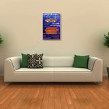 Canvas Art Prints, Friends Stretched Canvas Print, - PosterGully - 3