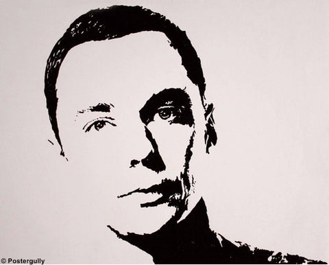Wall Art, Sheldon Cooper | Sketch, - PosterGully
