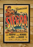 Brand New Designs, Sierra | Retro Movie Poster, - PosterGully - 2