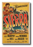 Brand New Designs, Sierra | Retro Movie Poster, - PosterGully - 3