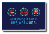 Wall Art, Love War & Local Artwork | Artist: MyArtini Bar, - PosterGully - 3