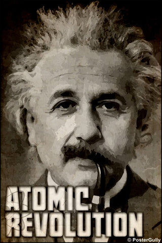 Wall Art, Einstein | Revolution Artwork, - PosterGully