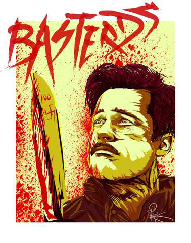 Brand New Designs, Basterd Artwork | Artist:Pratik Kamat, - PosterGully