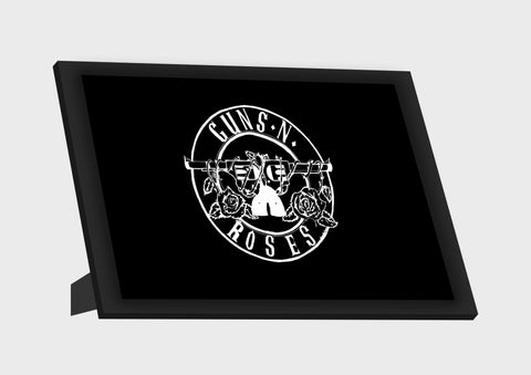 Framed Art, Guns N' Roses Framed Art, - PosterGully