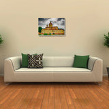 Canvas Art Prints, Out Of My Chants Stretched Canvas Print, - PosterGully - 3