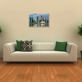 Canvas Art Prints, Expanding The Air Stretched Canvas Print, - PosterGully - 3
