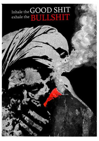 Wall Art, Baba Chillum Artwork | Artist: Uttam Pandey, - PosterGully