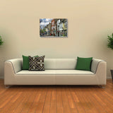 Canvas Art Prints, Growing Spring 2 Stretched Canvas Print, - PosterGully - 3
