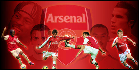 PosterGully Specials, Arsenal Collage, - PosterGully