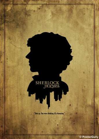 Wall Art, Sherlock | You're Annoying, - PosterGully