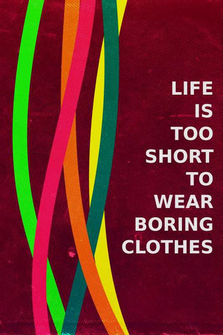 Boring Clothes |  PosterGully Specials