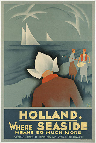 Wall Art, Holland, - PosterGully