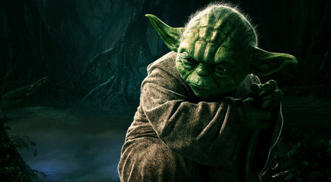 PosterGully Specials, Master Yoda | Star Wars, - PosterGully