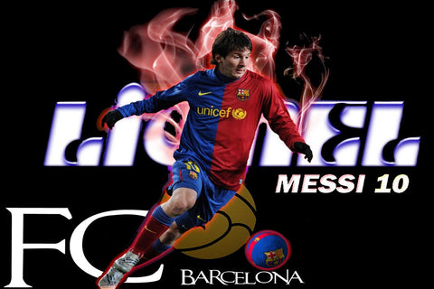 PosterGully Specials, Lionel Messi | FC Barcelona, - PosterGully