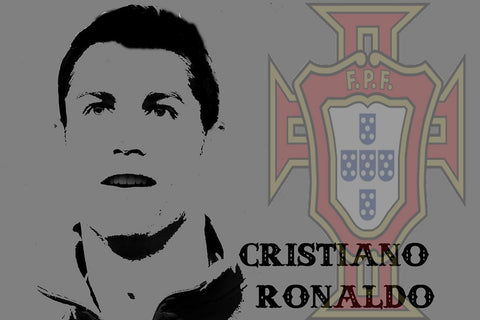 PosterGully Specials, Cristiano Ronaldo | FPF, - PosterGully
