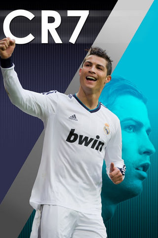 PosterGully Specials, Ronaldo CR7 Cheering, - PosterGully