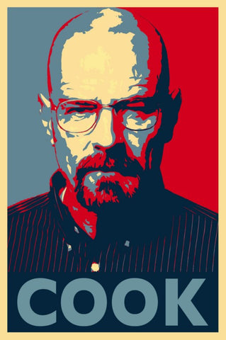 Wall Art, Breaking Bad Cook, - PosterGully